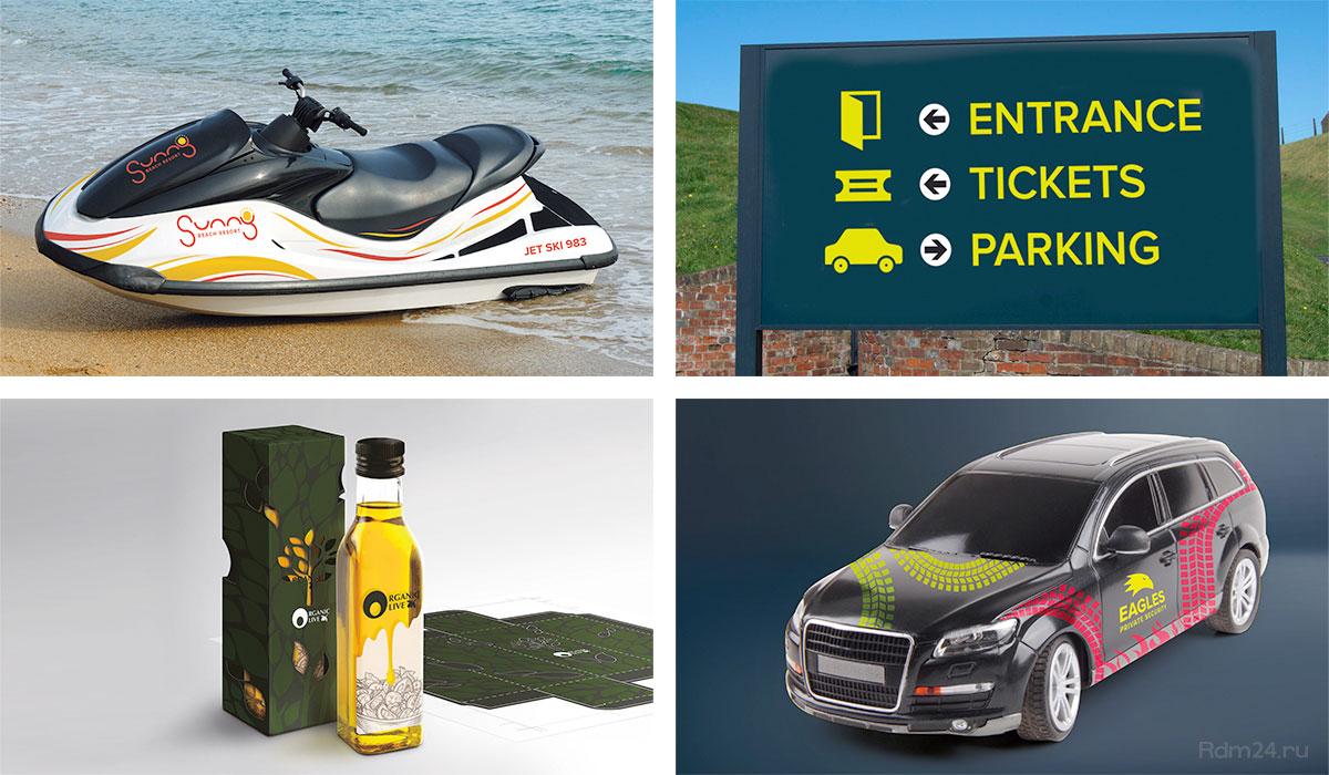 Вырезайте ламинированную графику, рекламу, наклейки на автомобили, магнитный винил, упаковку из картона, светоотражающие пленки на каттерах GR