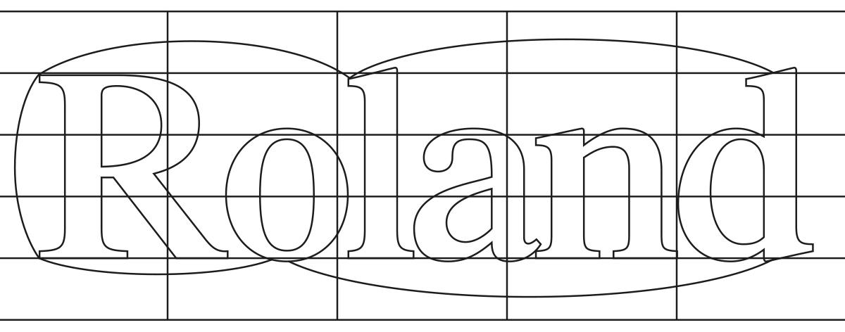 пример макета в CutStudio с применением функции Линии выборки