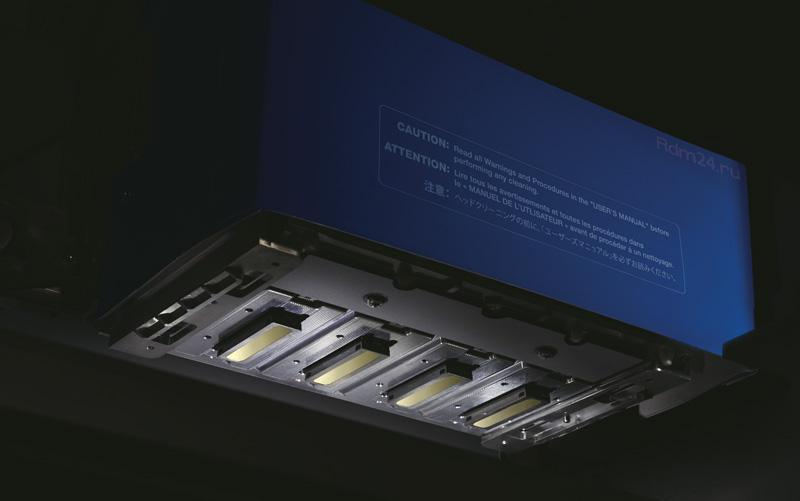 новые печатающие головки Roland