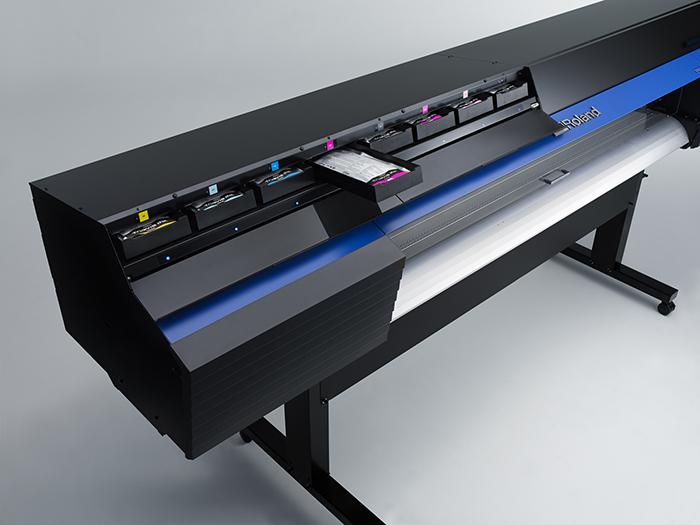 новые чернила TrueVIS ink компании Roland DG